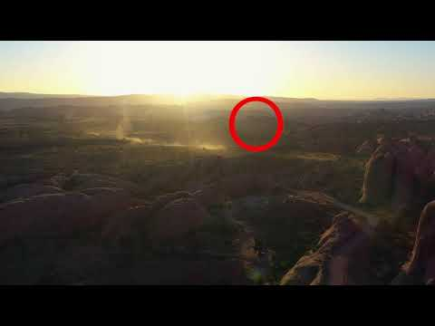 Moab UFOs??  What are these?