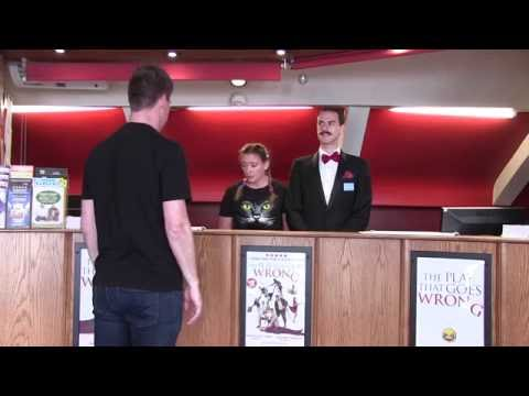 The Play That Goes Wrong - Kids Week 2016