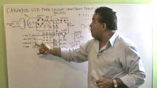 Cargador USB para Celular - Smartphones - Ipods - Tablets - Teoria - Analisis - Practica