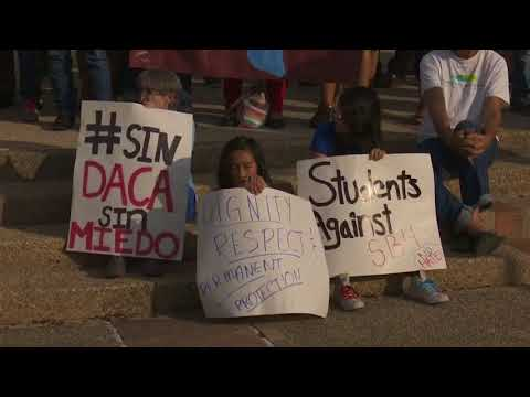 DACA repeal could impact the economic growth in San Antonio