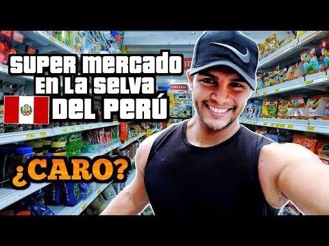 Visitando Supermercado en la selva peruana 2019 - Venezolanos en Perú
