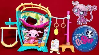 Littlest Pet Shop Студия обезьянки Минки игрушки из мультика Маленький Зоомагазин(Всем привет! А вы любите рисовать? Я знаю одну обезьянку, которая очень хорошо рисует))) Сегодня будет обзор..., 2015-07-23T08:20:44.000Z)
