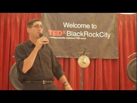 On Energy Awareness & Micro-Grids: Ryan Wartena at TEDxBlackRockCity