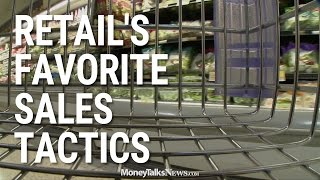 Retail's Favorite Sales Tactics