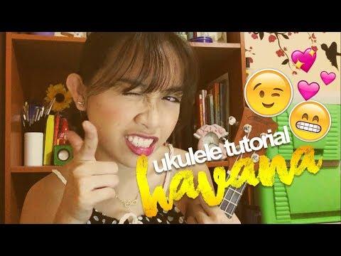 Havana (Camila Cabello ft. Young Thug) Easy Ukulele Tutorial +  Fingerpicking
