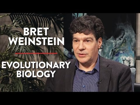Bret Weinstein on Evolutionary Biology and Gender (Pt. 2)