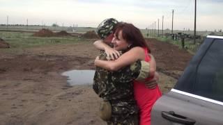 Встреча с братом. Украино-российская война