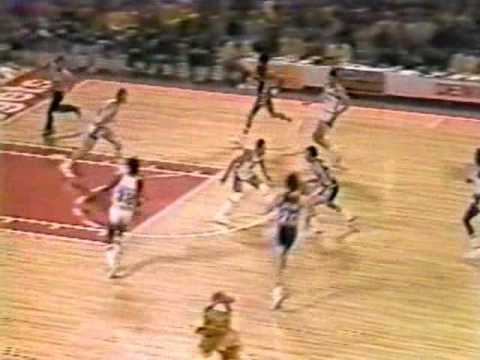Doug Collins (30pts) vs. Nuggets (1978)