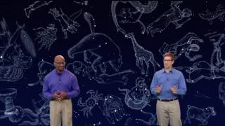 Star Gazers: Constellations Everywhere - January 30- February 5, 2017 (1 Minute)