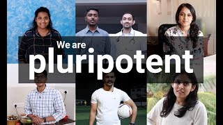 We are Doctors, We are pluripotent