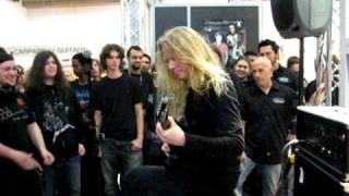 Jeff Loomis - Jato Unit (@ Musikmesse Frankfurt 2010)