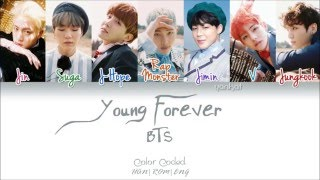 Cover images BTS (방탄소년단) - Young Forever (Color Coded Han|Rom|Eng Lyrics) | by Yankat