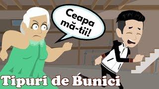 7 TIPURI DE BUNICI (CU GRANNY)