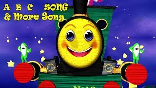 ABC Smiley Train & More Song