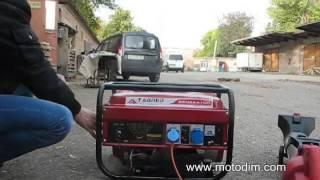 видео Бензиновый генератор Pramac X 3000