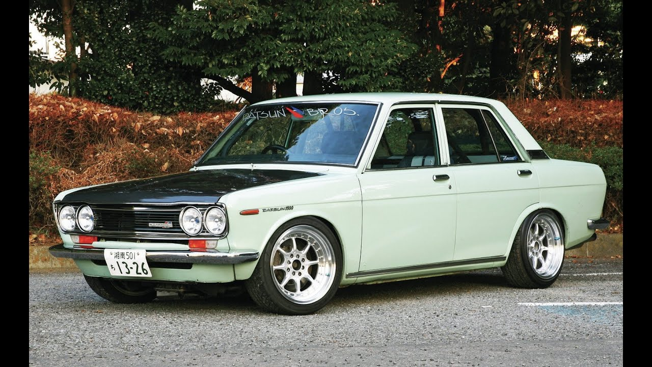 datsun 510 interior youtube