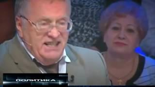 Жириновский: Савченко начнет войну против России
