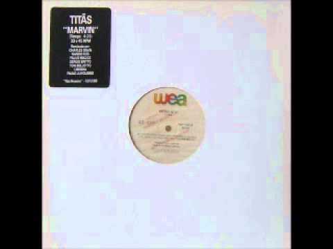 """Titãs - """"Marvin versão remix"""" 1988"""