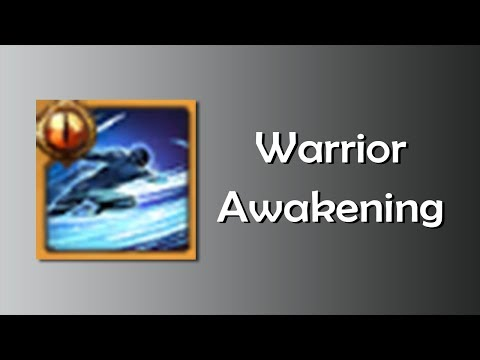 TERA | Warrior Awakening Walkthrough (Stream Clip)