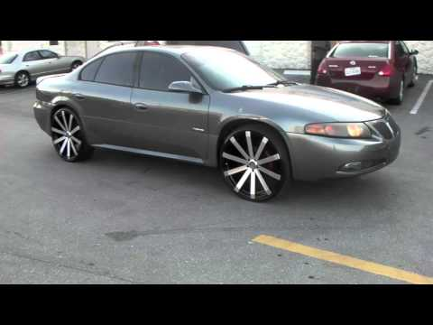 877 544 8473 24 Inch Velocity Vw12 Black Pontiac Boneville Gxp Rims