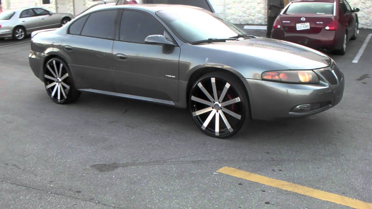 877 544 8473 24 Quot Inch Velocity Vw12 Black Pontiac