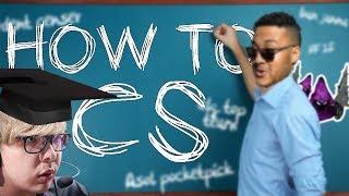 Huhi - HOW TO CS | Ft. aphromoo