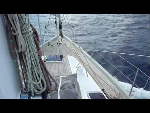 Gibraltar to Lanzarote, October 2012