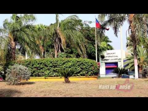 les aéroports d'Haïti