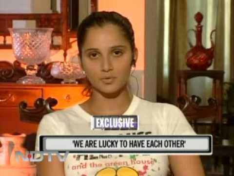 Sania Mirza Interview on Marriage with Shoaib Malik