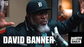 David Banner Talks 'God Box' Being His Best Album Of All Time