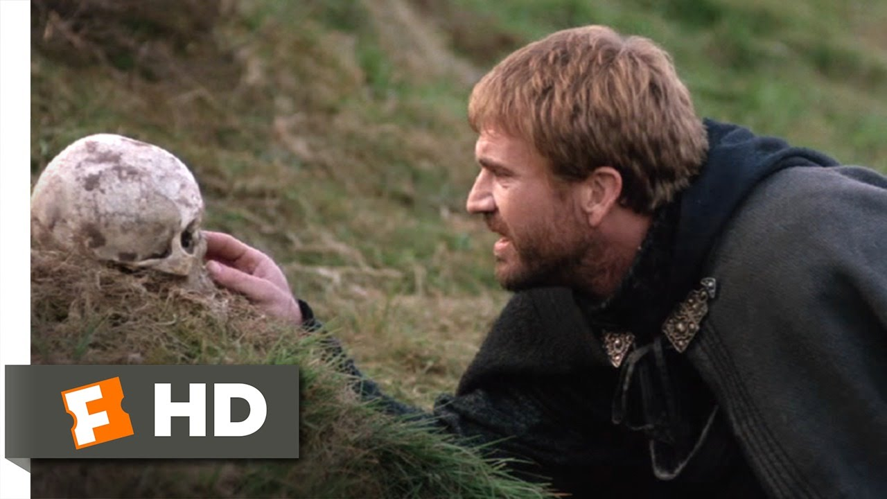 hamlet movie vs play essay Hamlet (1990) introduction: you the film drives forward as hamlet moves from key scene to key scene but this is the bard's play streamlined down.