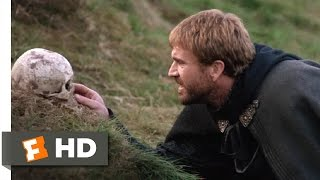 Alas, Poor Yorick - Hamlet (8/10) Movie CLIP (1990) HD