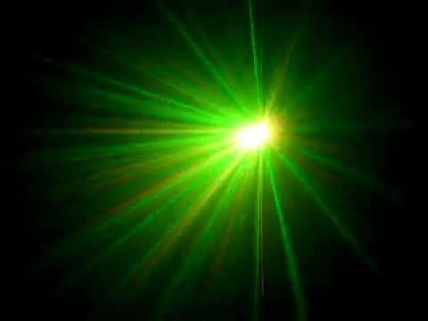 Laser chấm bi - Đèn sân khấu