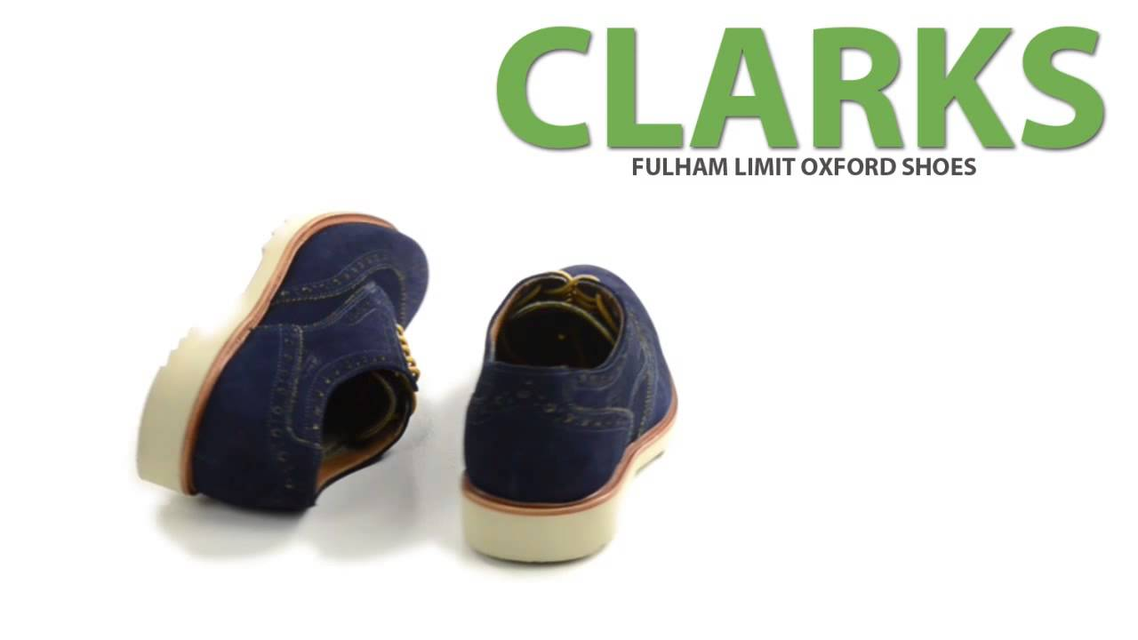 CLARKS Mens Fulham Limit