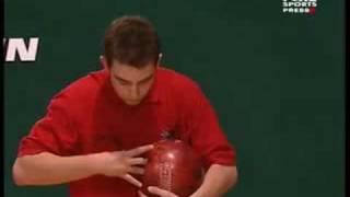 2007 World Tenpin Masters Quarter Final 4 Ong vs Barrett Part 4