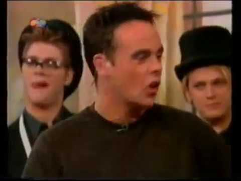 Chums - The one where Ant is ill
