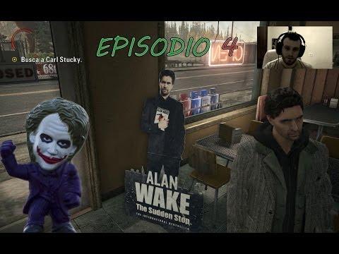 Alan Wake Gameplay 2.0 en Español cap4: La nueva realidad
