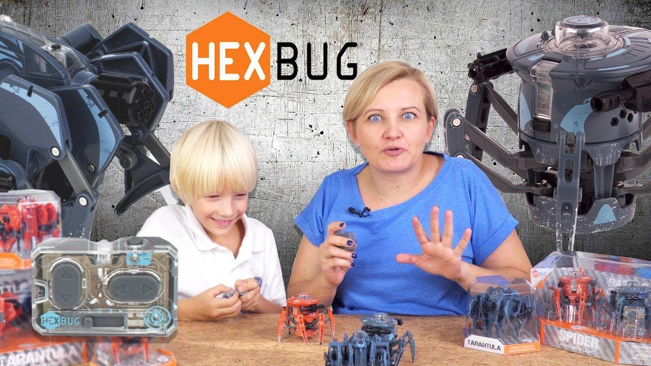HEXBUG Laserowe Starcie Robotów, Libra Gdynia