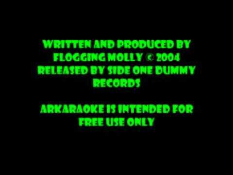Tobacco Island - Flogging Molly Karaoke
