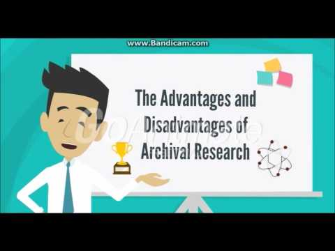archival research paper Archival research is research involving primary sources held in an archives, a special collections library  ordering reproductions (paper or electronic).