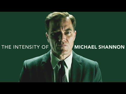 A Closer Look At The Intensity Of Michael Shannon