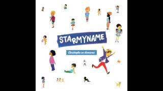 Starmyname - Joyeux anniversaire Christophe