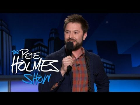 Adam Cayton-Holland Stand Up - YouTube