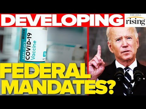 SWEEPING Federal Vaccine Mandate Announced, Biden CHIDES Unvaccinated For Keeping U.S. In Pandemic