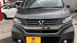 HONDA 新型軽N-WGNカスタム シルバーグレー 体感インプレッション!impression