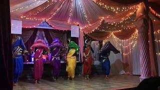tumhi-yetana-kela-eshara---lawni-dance-by-sgsm-warriors