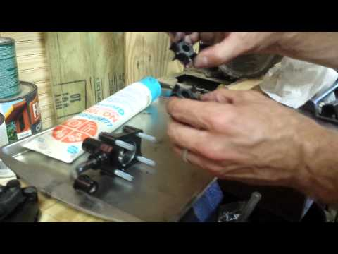 How to replace a tohatsu nissan outboard water pump for Yamaha outboard break in procedure