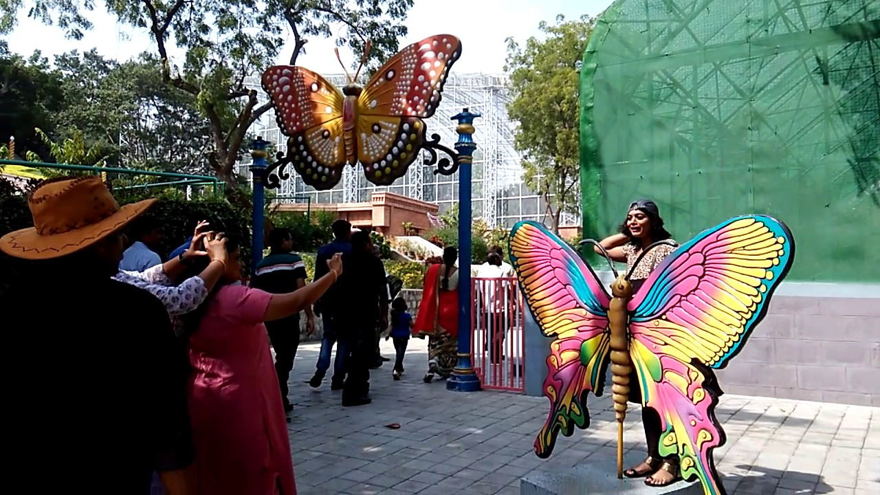 Butterfly Park to be opened in Chennai