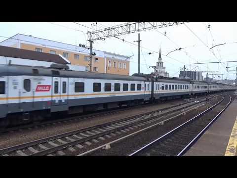 Электропоезд ЭП2Д (МЦД) / Electric Train
