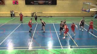 19.11.2011 Жуковский-Раменское, Баскетбол